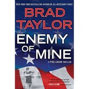 Image of SIGNED Enemy of Mine and All Necessary Force by Brad Taylor