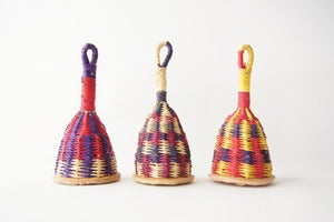 Image of Woven Percussion Instrument {Assorted Colors}