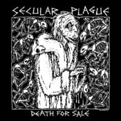 "Image of Secular Plague ""Death For Sale"" CDR"