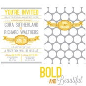 Image of Bold & Beautiful Wedding Suites