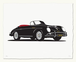 Image of Porsche 356 Speedster