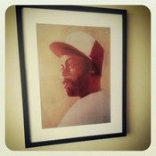 Image of Jay Dee Red Limited Edition Print 100 Only