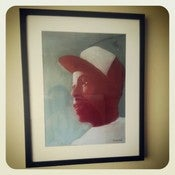 Image of Jay Dee Green Limited Edition Print 100 Only