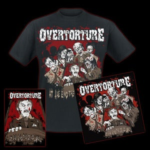 Image of Overtorture - At The End The Dead Await (Special Package)