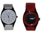 Image of Time Teller P Streetwear Watch in Red or White