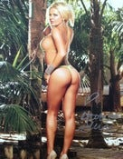 "Image of Heather Shanholtz 8""x10"" auto"