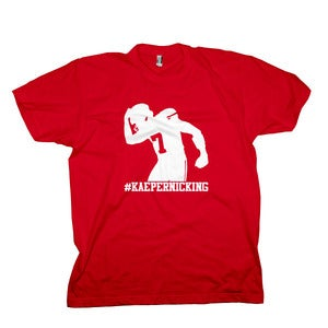 "Image of ""Kaepernicking"" Tee"