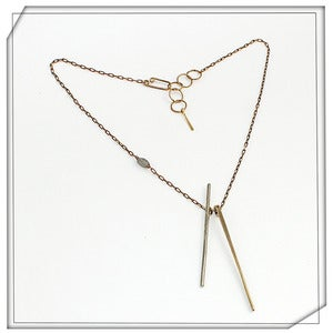 Image of Two Sticks Necklace
