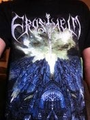 "Image of Frosthelm T-shirt ""Cathedral"""