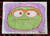 "Image of ""Grouch"" Original Painting"