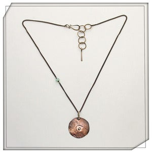 Image of Dome Necklace