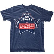 Image of The Kulturez Dynasty Patriot Grizzly Tee