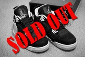 Image of 2012 Nike Air Jordan Retro IV BRED *FREE SHIPPING*