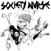 Image of SOCIETY NURSE - S/T 12&quot; w/ download