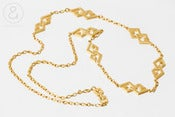 Image of Givenchy gold Necklace :: Vintage Accessories