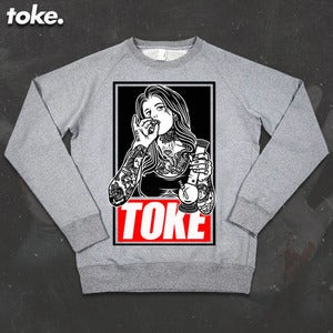 Image of Toke - OKAY - Sweatshirt