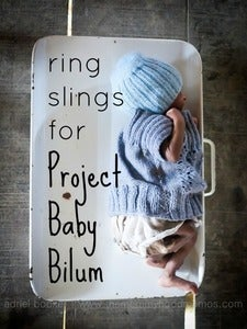 Image of Give a Ring Sling through Project Baby Bilum