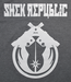"Image of Dave Dameshek ""Shek Republic"" tee by Backpage Press"