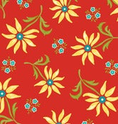 Image of Red Daisy from Summer House 5988-88