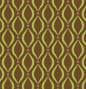 Image of Brown Waves from Summer House  5989-33