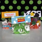 Image of Printable Woody Toy Story Favor and Labels - Woody Toy Story Collection
