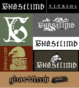 Image of Ghostlimb assorted patches $1