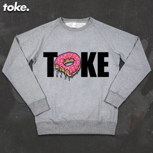 Image of Toke - ICED RING - Sweatshirt