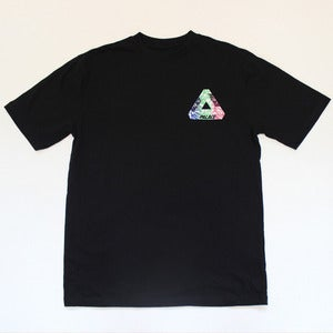 Image of Palace Tri Logo Tee - Black
