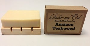 Image of Amazon Teakwood Soap