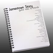 Image of Jamestown Story Guitar Tab Book