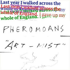 "Image of PHEROMOANS - <i>ART MIST</i> (SAVOURY DAYS 7"")"
