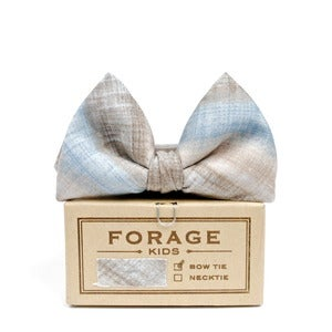 Image of ombre {KIDS bow tie}