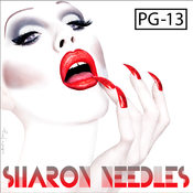 Image of SHARON NEEDLES PG-13 ALBUM POSTER