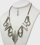 Image of DECO Statement Necklace