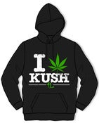 Image of Black Kush Hoodie