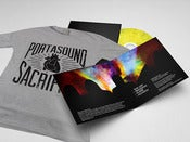 Image of Portasound - Sacrifice (EP &amp; T-Shirt Bundle)