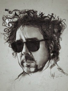 Image of The Mind of Tim Burton - Limited Edition Print