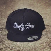 Image of Black / Black Snapback