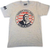 Image of OBAMA &quot;There's Still Hope&quot; Tee