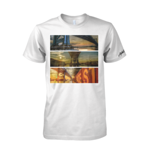 Image of Photo Stack Tee (White)