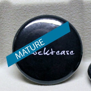 Image of Mature Content: Naughty Valentine's Day Pin