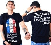 Image of T-Shirt ORZY x SSF