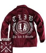 Image of The Life I Breathe &quot;TLIB&quot; Windbreaker 2