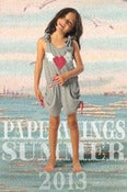 Image of Paper Wings Winged Heart Romper 