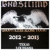 Image of Ghostlimb Winter Tour Shirt $10