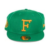 "Image of Peas & Carrots International x Franks Chop Shop ""Gooden 16"" New Era 59/50 Fitted (Pea)"