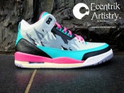 "Image of Air Jordan III ""Hot Nights In Miami"" (design work only)"