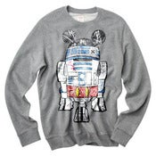Image of SLOTH x R2 Crew Neck Pullover Sweater