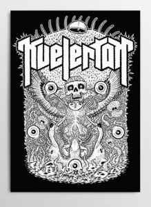 Image of Kvelertak Tourposter