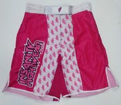 Image of MMA shorts Pink 